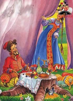 Иллюстрация 6 Жар-птица и Василиса-царевна...